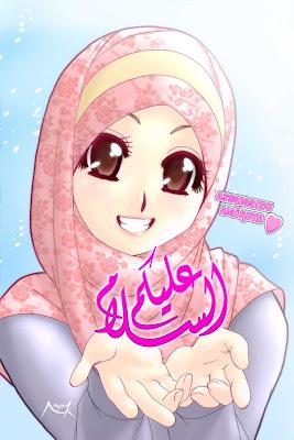 kartun muslimah 6